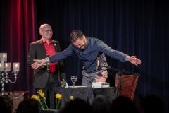 Lange Leipziger Kriminacht 2018 – (Bild: Andreas Krüger – Sichtkunst)